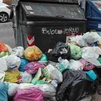 Roma, task force per arginare la crisi dei rifiuti