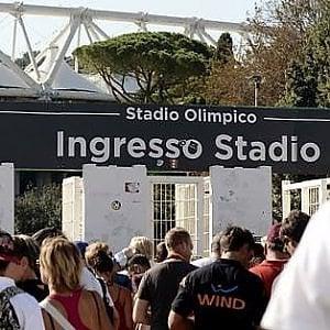 Al via il piano sicurezza per Roma-Juventus