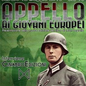 Morlupo, presentato il libro dello scrittore nazista ed è polemica
