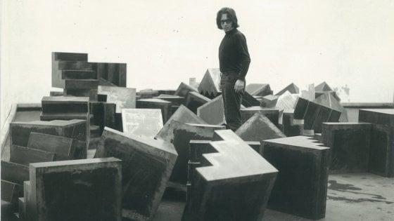 Addio a Nicola Carrino, maestro delle sculture componibili