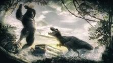 Jurassic war, la battaglia dei dinosauri conquista Cinecittà World