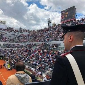 Roma, operazione anti-bagarini agli internazionali di tennis, denunciati in quattro