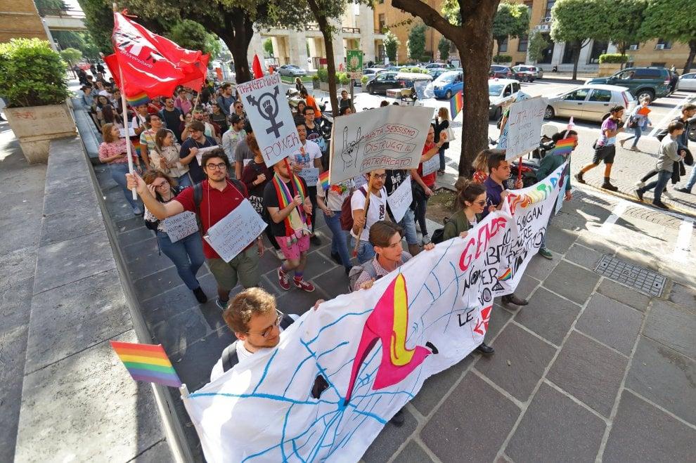 Roma, la città universitaria diventa il Sapienza Pride