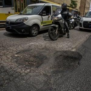 Roma, disastro buche, la Corte dei Conti indaga su 5 anni di gare e appalti