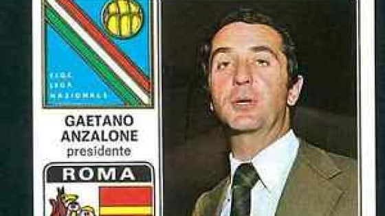 Roma, calcio: morto Gaetano Anzalone, presidente club negli anni Settanta