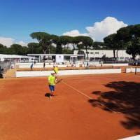 Roma, Internazionali di tennis, sui campi i dilettanti