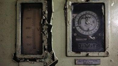 A Roma, nel vecchio bunker della stazione Termini: la regia dei treni sotto le bombe