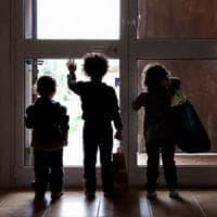 Rebibbia, bambini in carcere con le madri: