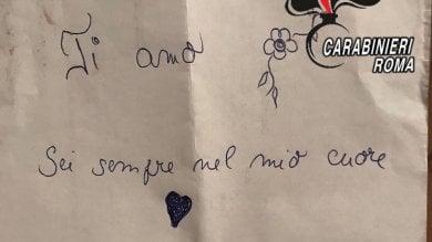 Roma, lascia messaggi d'amore all'ex e nel frattempo lo minaccia: