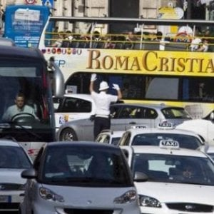 Roma, biossido di azoto alle stelle. Fuorilegge tre casi su cinque