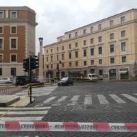 Roma, telefonata segnala una bomba: banca evacuata in via della Conciliazione