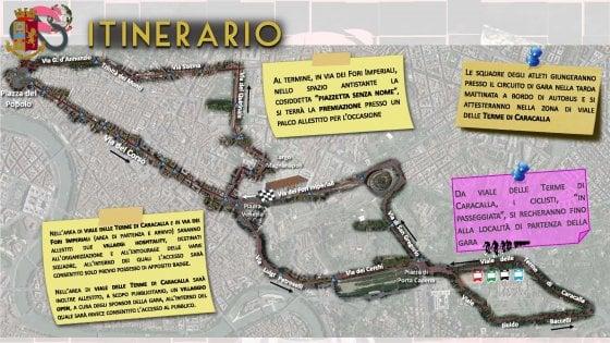 Cocci di vetro e olio sulla strada per sabotare il Giro d'Italia