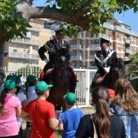 Ostia, i carabinieri incontrano gli studenti: