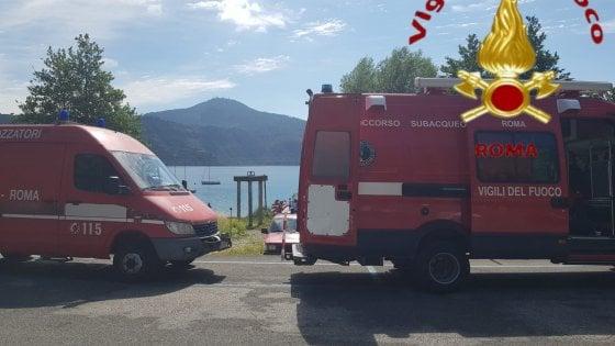 Roma, ragazzo di 29 anni annegato nel lago Castel Gandolfo: proseguono ricerche del corpo