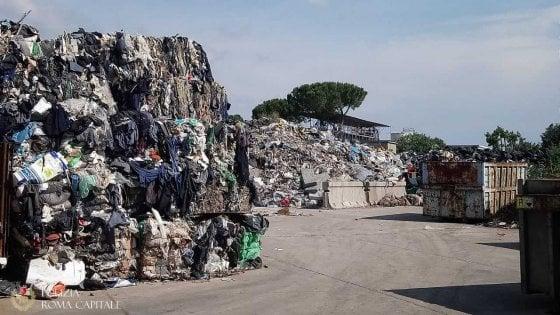 Guidonia, sequestrato stabilimento industriale per gestione illegale di rifiuti speciali
