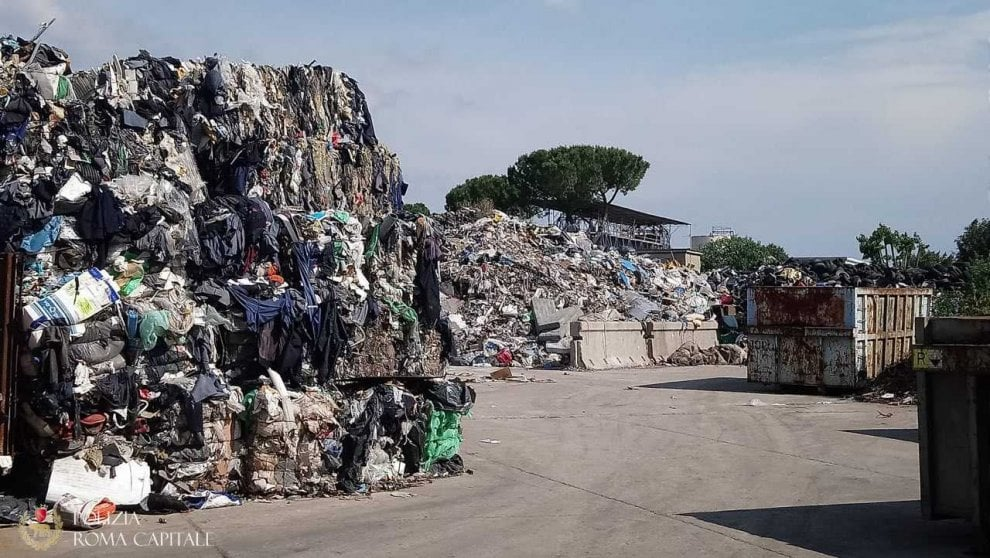 Sequestrato un impianto industriale a Guidonia: traffico illecito di rifiuti pericolosi