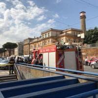 Roma, panico  alla metro Policlinico  treno si blocca per guasto tecnico