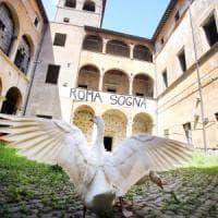 Roma, occupato palazzo Nardini da associazioni di artisti