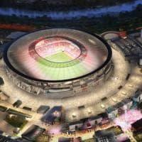 Il post della sindaca Raggi sullo stadio della Roma poche ore prima del blitz: #unostadiofattobene