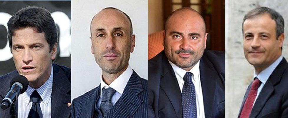 Roma, nove arresti per il nuovo stadio: ci sono Parnasi, Lanzalone (Acea), Civita (Pd), Palozzi (Fi). Indagati Ferrara (M5s) e Bordoni (FI)