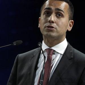 """Arresti stadio Roma, Di Maio: """"Lanzalone deve dimettersi"""""""