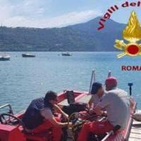 Castel Gandolfo, ritrovato nel lago corpo 29enne azero