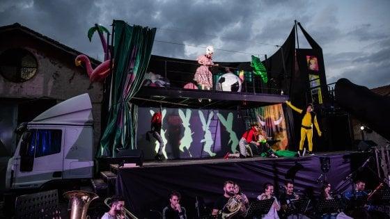 Roma, OperaCamion porta il teatro in periferia, quest'anno protagonista il Rigoletto