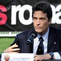 Inchiesta stadio Roma, Parnasi intercettato: