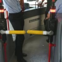 Roma, bus Atac con tornello: dopo il 669 da lunedì tocca al 62