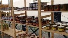 A scuola di bio al mercato di vicolo della Moretta