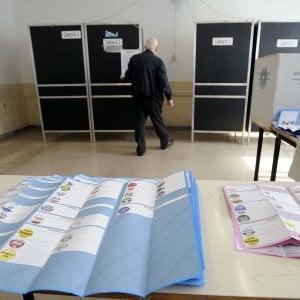 Amministrative, affluenza bassa in tutto il Lazio. A Roma alle urne il 20,9%