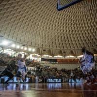 Roma, lavori nel palazzetto di viale Tiziano: problema campo per le squadre
