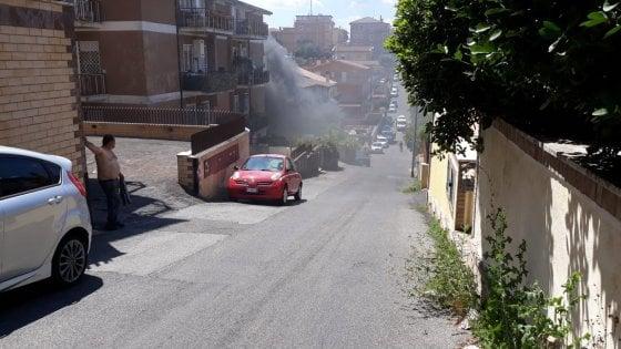 Roma, esplosione in una palazzina a La Storta: tre feriti