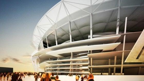 Stadio della Roma: tutto da rivedere. La paura dopo gli arresti