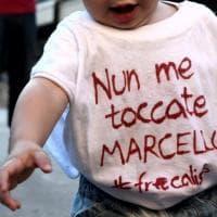 Roma, a Trastevere il sit-in di solidarietà contro la chiusura del bar San Calisto