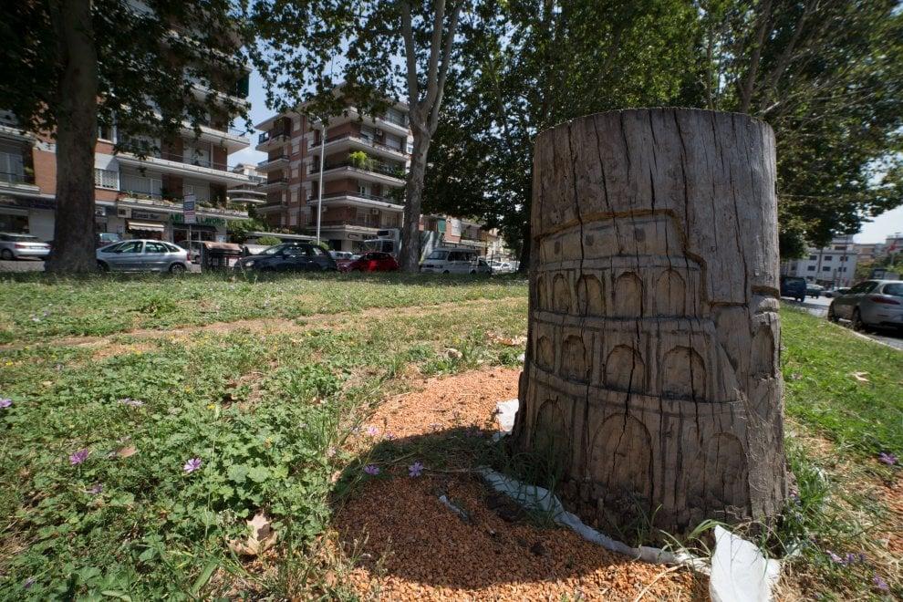 Roma, la città che resiste a Prati fiscali. La street art contro il degrado