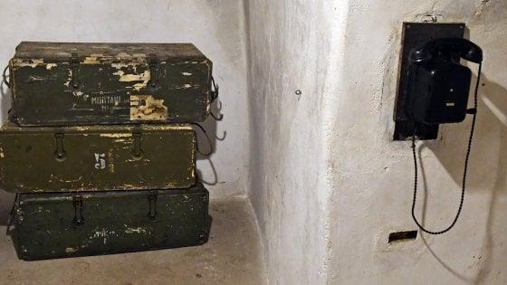 Roma,  Villa Torlonia: bunker e rifugi antiaerei di Mussolini riaperti al pubblico
