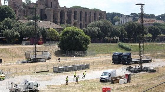 Roma, da Waters al Circo Massimo al Pride di Ostia: strade chiuse e linee bus deviati