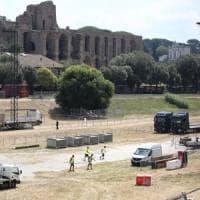 Roma, da Waters al Circo Massimo