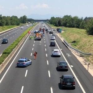 Frosinone, schianto in autostrada: muoiono madre, padre e figlio di sei mesi