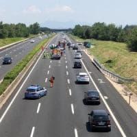 Famiglia distrutta nell'incidente sull'A1 a Frosinone: indagato autista