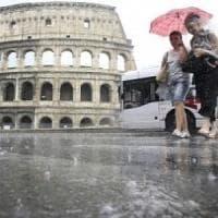 Roma, temporali in arrivo