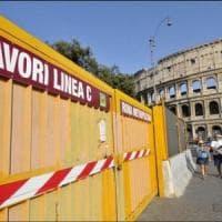 Roma, cantieri della Metro C,  in 25 rischiano processo:  ipotesi truffa