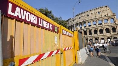 Cantieri della Metro C,  in 25 rischiano processo per truffa, falso e corruzione