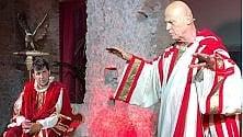 """""""Nerone vs Petronio"""", commedia su Romani"""
