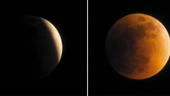 Eclisse totale di Luna: ecco gli orari delle fasi di oscuramento