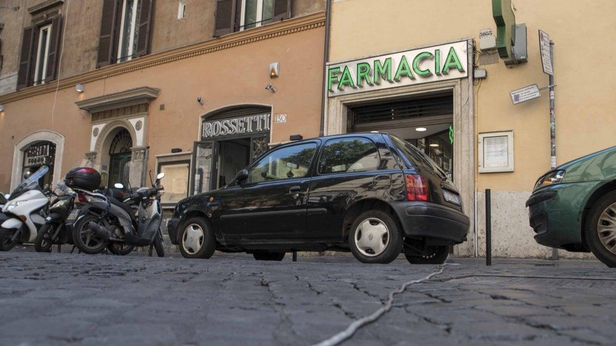 Roma al buio da trastevere al flaminio monta la rivolta for Ca roma volta mantovana