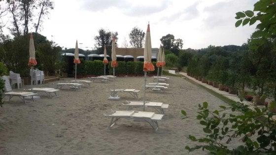 """Roma: """"Oggi si inaugura la spiaggia sul Tevere a ingresso libero"""""""