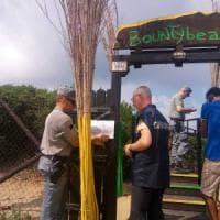 Nella stagione dei sequestri, altri sigilli ai lidi di Sabaudia