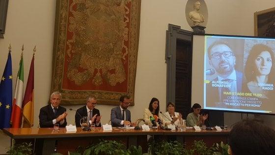 """Al via il protocollo """"Mi riscatto per Roma"""": """"Task force"""" e 15 detenuti in strada per riparare buche"""